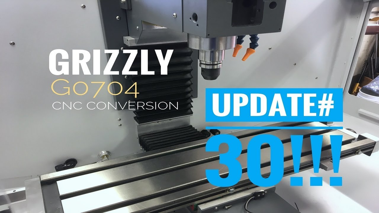 Upgrade Noise Reduction Grizzly GO704 MILL GEAR