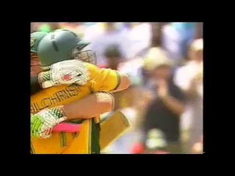 BBC Cricket: 2007 World Cup Final