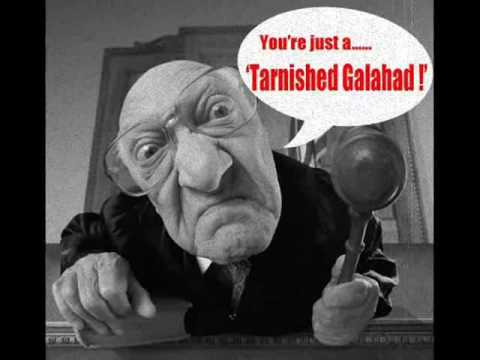 'Tarnished Galahad' by Ken Kesey - Acid Test - Merry Pranksters