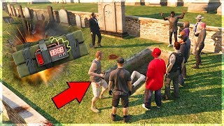 LOL Triggering Salty Admins At a Police Funeral! (GTA 5 RP)