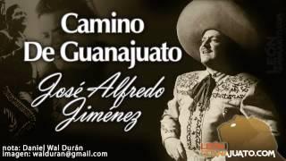 Camino de Guanajuato de José Alfredo Jiménez