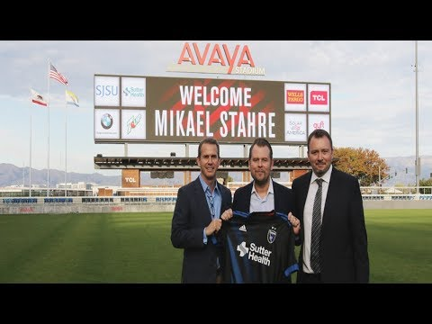 Mikael Stahre is the new San Jose Earthquake Manager (My reaction)