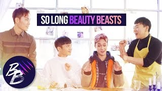 E54💋 Beauty Beasts React To Thier First Videos (Best/Worst) - Seaon1 Finale