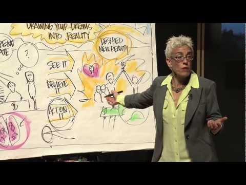 Draw Your Future - Patti Dobrowolski TED