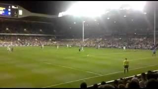 Shamrock Rovers Fans in White Hart Lane