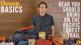 The Gear You Should Pack for the Pacific Crest Trail (PCT) | Outside