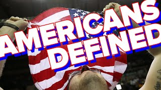 Panel: Who defines what it means to be American? thumbnail