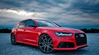 2017 605hp Audi RS6 Performance - Launch, soundcheck, walkaround etc