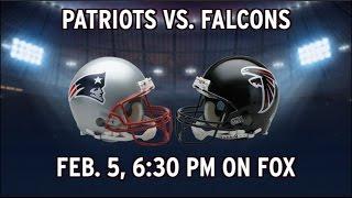 Super Bowl LI By The Numbers: Patriots Vs. Falcons