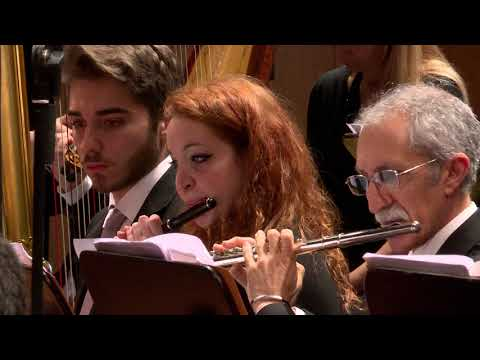 06/03/2017 - Teatro Massimo Palermo - V.Bellini, Sinfonia da