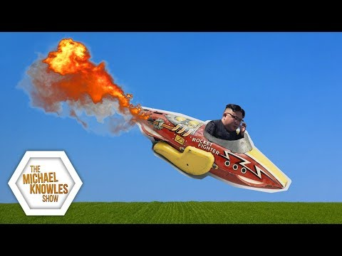 Little Rocket Man: Burning Out His Fuse ft. Steven Mosher | The Michael Knowles Show Ep. 120