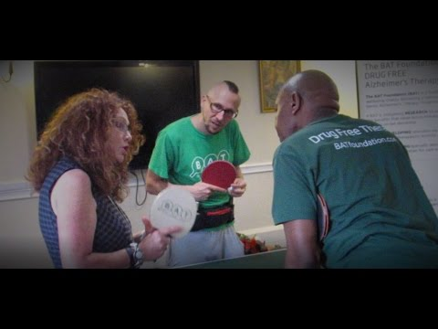 BAT Foundation: How table tennis supports people with dementia