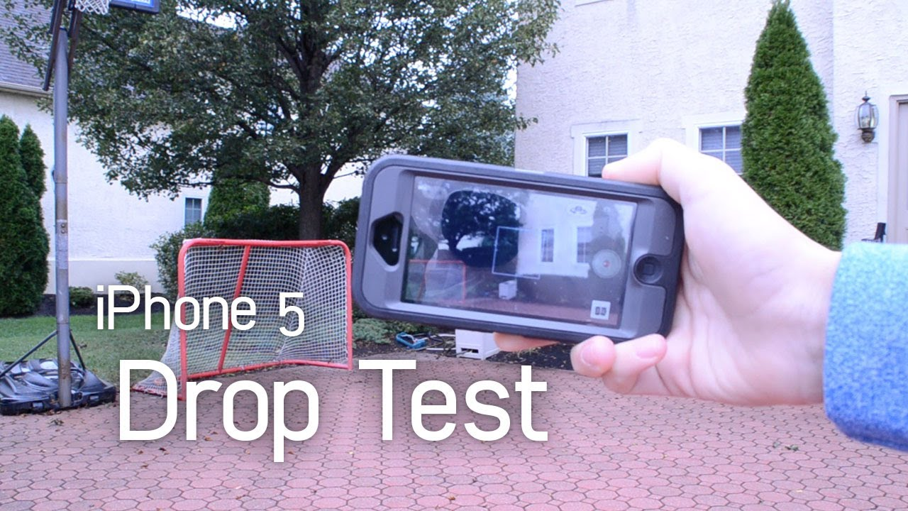 iphone drop test iphone 5 drop test otterbox defender vs griffin survivor 11808