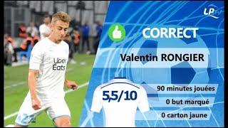 OM 1-1 Rennes : les Tops et les Flops