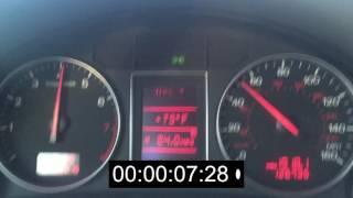2002 audi a4 0 60 mph manual