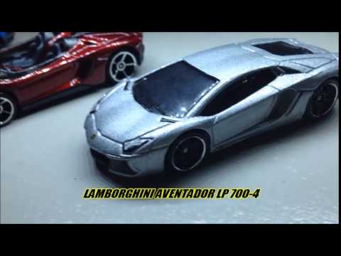 Colección Lamborghini 1:64