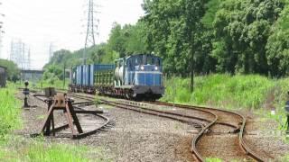 2016年08月05日 京葉臨海鉄道 北袖分岐を通過する506列車