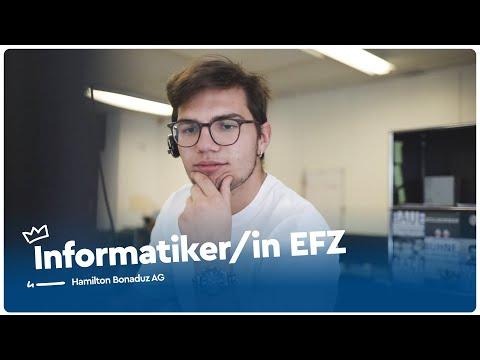 Lehre als Informatiker/-in