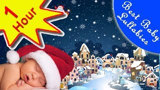 ♥ Baby Music Jingle Bells Christmas Baby Lullaby Song Santa Visits Christmas Town ♥