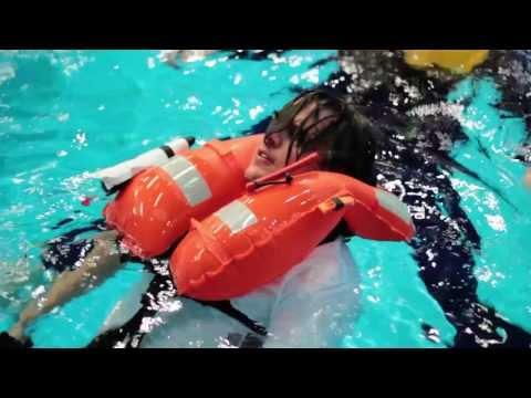 Alandia testaa pelastusliivejä