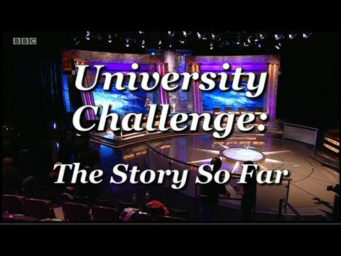 University Challenge The Story So Far - Documentary