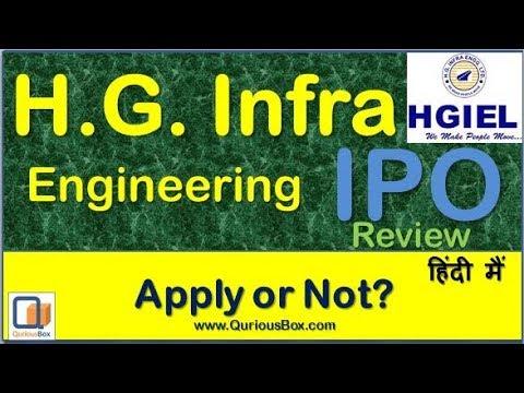 HG Infra engineering IPO |HG Infra Ltd IPO| HG IPO|HG Infra IPO |HG Infra Limited IPO GMP|Quriousbox