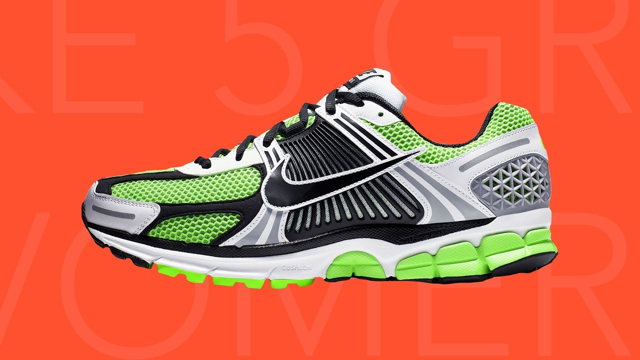 NIKE VOMERO 5 REVIEW + ON FOOT - YouTube
