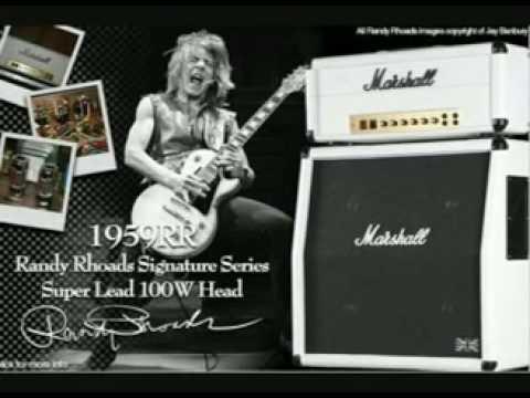 Ozzy Interview  Dave Mustaine  Randy Rhoads Segments part1