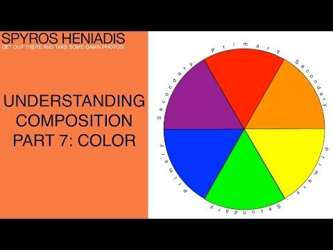 Understanding Composition Part 7: Color