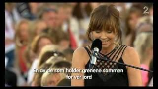 Karoline Krüger & Anita Skorgan - For vår jord
