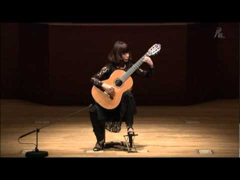 Rare Guitar Video: Kyuhee Park plays D.Scarlatti's Sonata K322