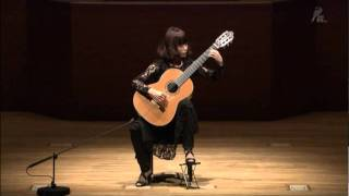 Rare Guitar Video: Kyuhee Park plays D.Scarlatti