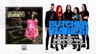 BUTCHER BABIES - Monsters Ball (ALBUM TRACK)