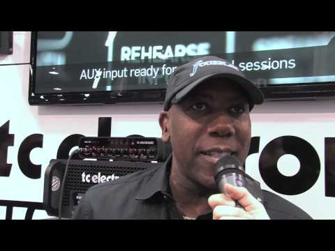 Interview with Nathan East