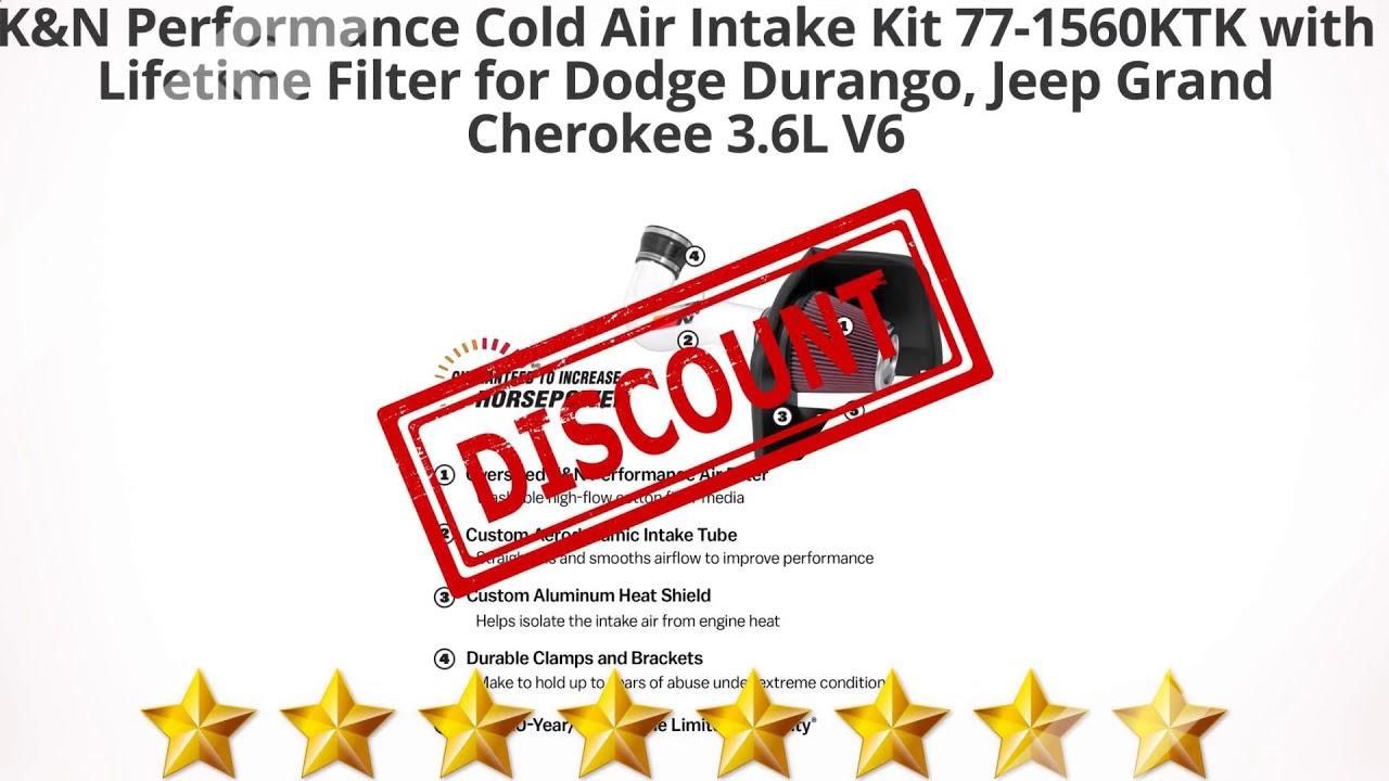 Automotive Performance Parts & Accessories Jeep Grand Cherokee 3.6 ...