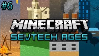 Minecraft: SevTech Ages Survival Ep. 6 - Quit Horsing Around
