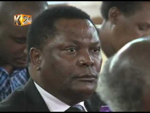 Requiem Mass held for Lawyer Willie Kimani, 2 others