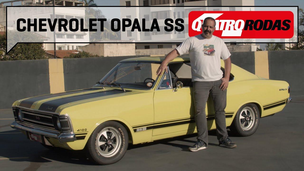 Chevrolet Opala SS: como o cupê seis cilindros superou os V8 nos anos 1970