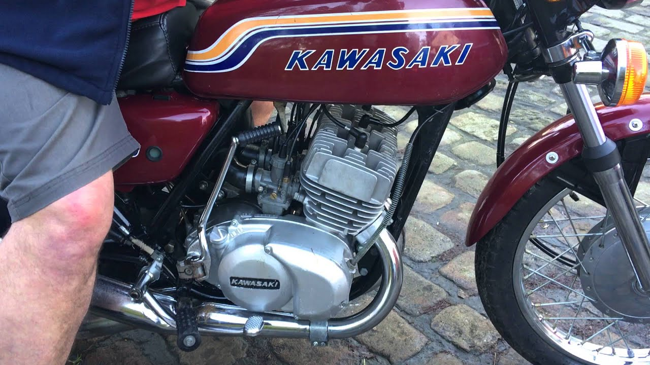 Kawasaki S2F 1971 350 for sale on ebay