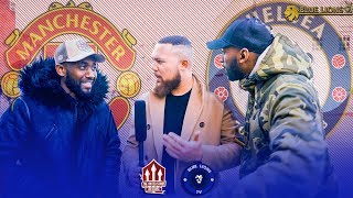 'POGBA TO PUMP CHELSEA!' || Chelsea vs Man United Preview FA CUP - Ft The United Stand