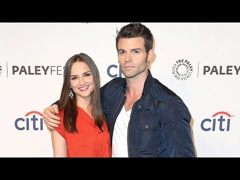Thumbnail: EXCLUSIVE: Daniel Gillies Talks 'Beautiful' Wife Rachael Leigh Cook and If They'll Have More Babi…