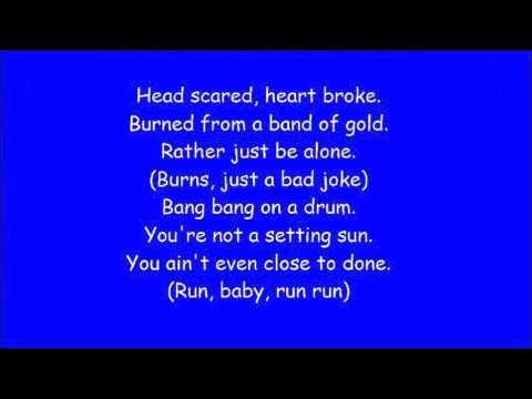 Download Carrie Underwood ~ Clock Don't Stop (Lyrics)