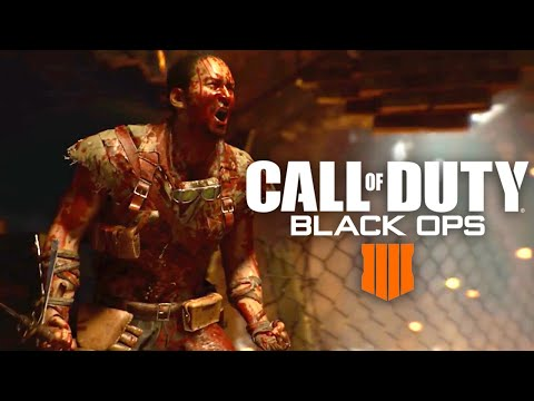 Call Of Duty: Black Ops 4 Zombies - Official Blood Of The Dead Gameplay Cinematic Trailer
