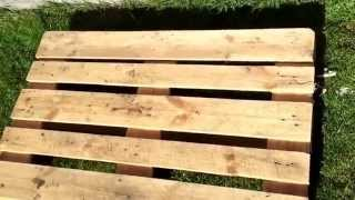 Earn extra cash selling wood pallets,repairing scrap pallets for easy cash