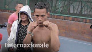 A Bogotá c'è chi usa la pandemia per disintossicarsi