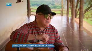 BG - Amado Batista fala dos 42 anos de carreira - 17-11-2017