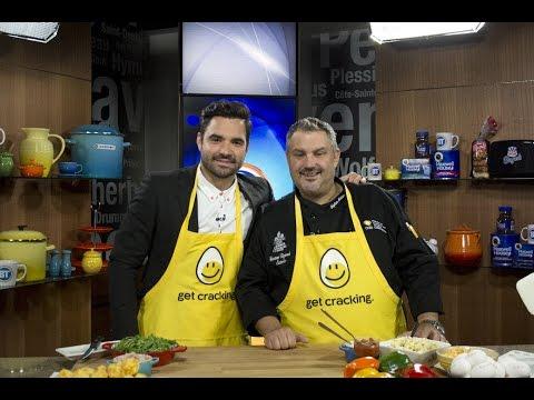 Stéphane Fontaine à Breakfast Television sur CITY-TV Montréal 9 sept 2015