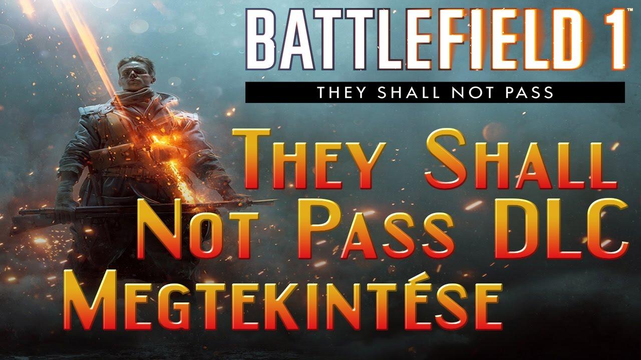 They Shall Not Pass DLC (HUN)