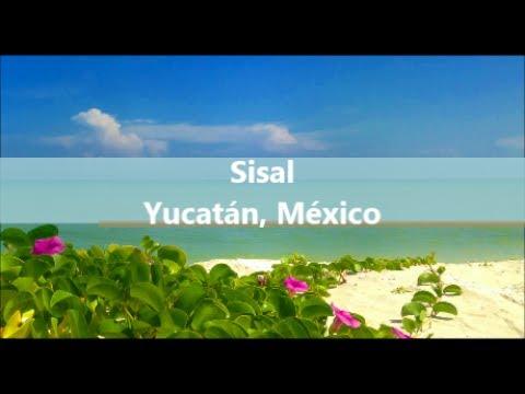 Sisal, Yucatán - México