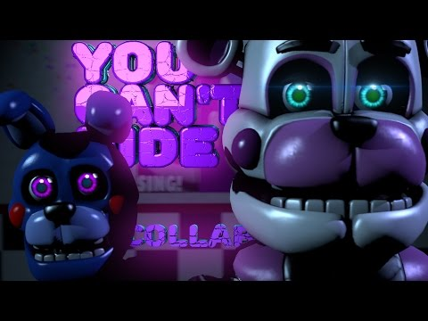 ♫ [SFM FNaF] You Can't Hide by CK9C (COLLAB) ♫